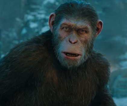 Apes, humans locked in battle in final 'War for the Planet of the Apes' trailer