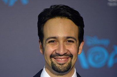 Lin-Manuel Miranda teams up with Latino stars for Puerto Rico relief song