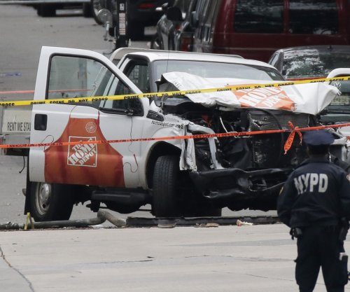 NYC terror suspect charged with 8 counts of murder, terrorism