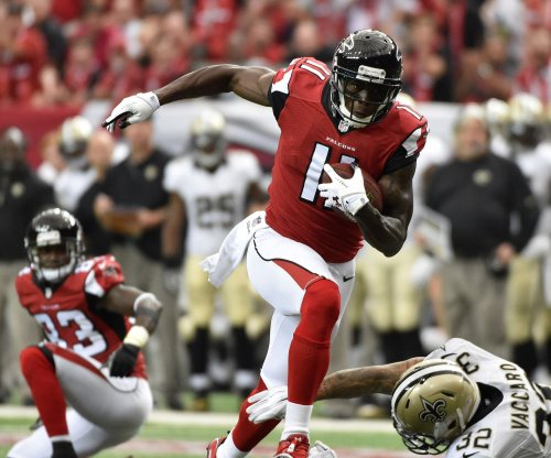 Julio Jones on OTA absence: 'No bad blood' with Atlanta Falcons