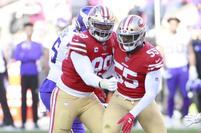 San Francisco 49ers' Dee Ford underwent knee surgery after Super Bowl LIV