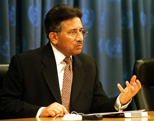 Former Pakistani President Musharraf may go on trial for treason
