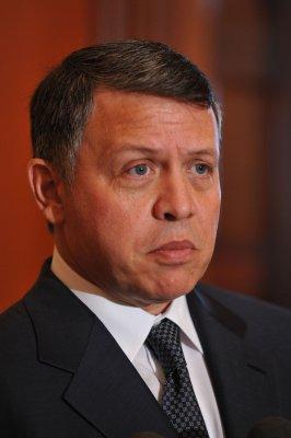 Jordan's king urges U.S. action in Mideast