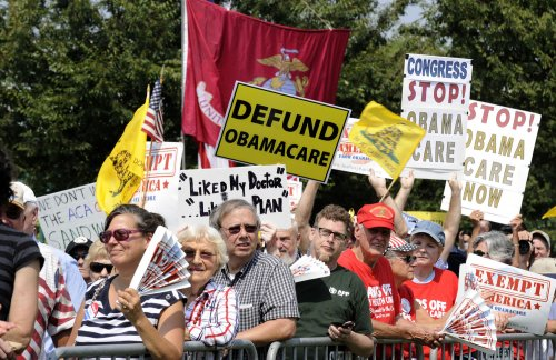 Outside View: Obamacare flimflam exploited gullible voters