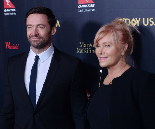 Hugh Jackman saves beachgoers, including son, from riptide