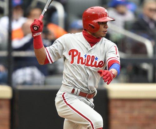 Jeremy Hellickson helps Philadelphia Phillies shut out Washington Nationals