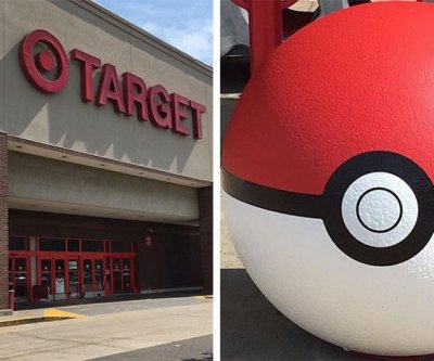 Target to convert storefront spheres into Poke Balls