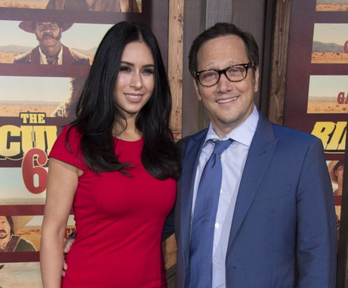 Rob Schneider, wife Patricia welcome second child