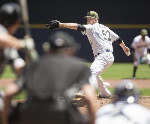Jimmy Nelson's 10 Ks lift Milwaukee Brewers past Arizona Diamondbacks