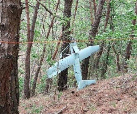 'North Korea' drone took photos of U.S. THAAD site before crash