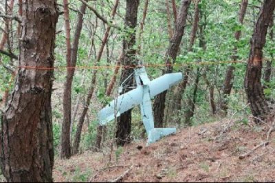 'North Korea' drone took photos of U.S. THAAD site before crash