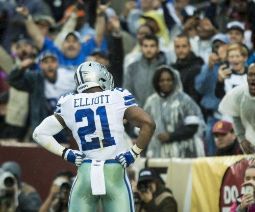 Dallas Cowboys' Ezekiel Elliott set to return Monday
