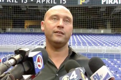 Derek Jeter likes Marlins' grit, says attendance will improve with time