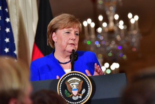 Famous birthdays for July 17: Angela Merkel, Donald Sutherland