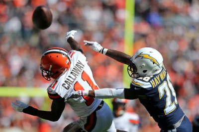 Cleveland Browns WR Antonio Callaway suspended four games
