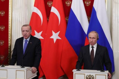 Turkey kills 21 Syrian troops as cease-fire with Russia signed