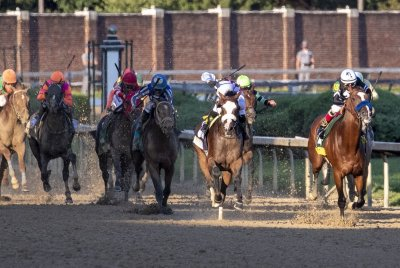 Arc, Preakness, Breeders' Cup qualifiers galore in weekend horse racing