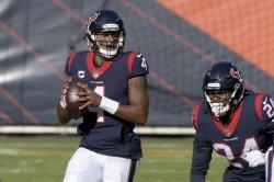Texans' Deshaun Watson still wants trade after meeting with HC David Culley