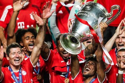 Champions League revamped amid threat of new soccer league