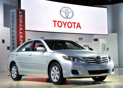 Toyota cuts base price of Camry