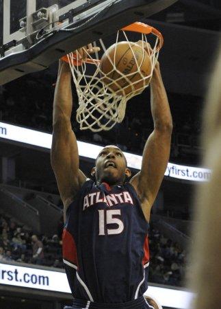 NBA: Atlanta 94, Detroit 85