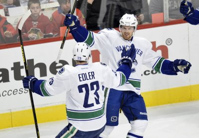 Alexander Edler banned from first two Olympic hockey games