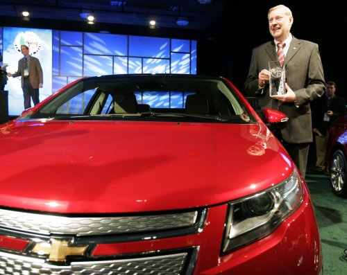 GM would consider limited Volt buyback