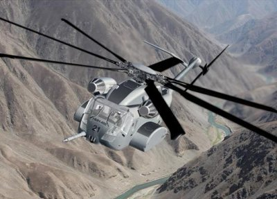 Sikorsky officially rolls-out CH-53K King Stallion