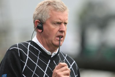 Colin Montgomerie takes early lead at ACE Group Classic