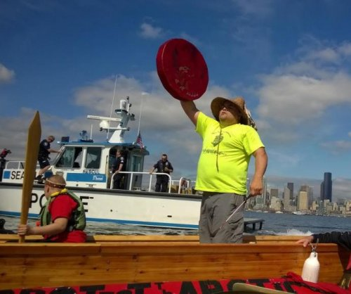 Shell picked wrong city, Seattle protesters say