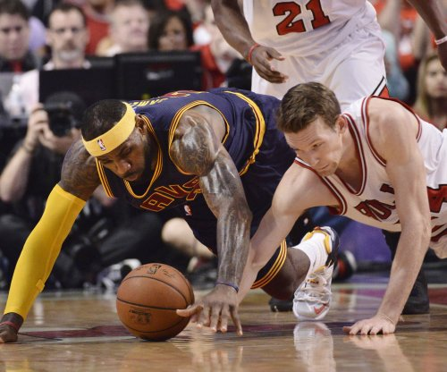 Chicago Bulls trade Mike Dunleavy Jr. to Cleveland Cavaliers