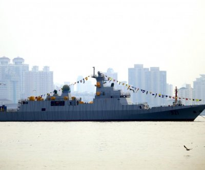 China delivers third C28A corvette to Algeria