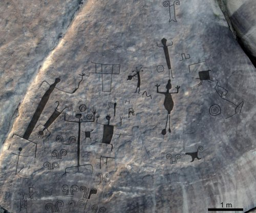 Scientists map ancient rock art in Venezuela