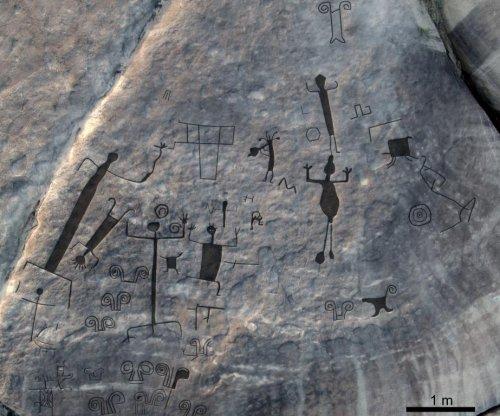 Scientists map ancient rock art in Venezuela
