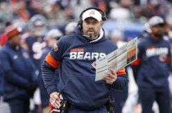 Bears head coach Matt Nagy hands play-calling duties to OC Bill Lazor