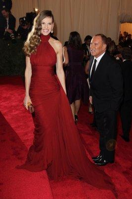 Hilary Swank to star in British TV movie