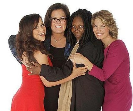 Rosie Perez will return to 'The View,' says co-host Rosie O'Donnell