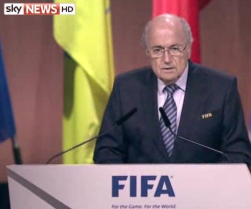 Blatter wins fifth term as FIFA president