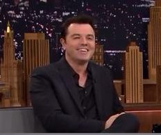 Watch Seth MacFarlane's impression of Liam Neeson