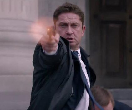 Gerard Butler returns in 'London Has Fallen' trailer