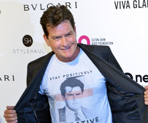 Charlie Sheen promotes safe sex, discusses HIV in new condom ad