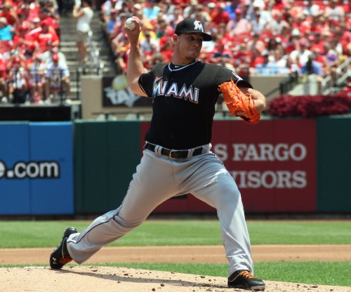 Washington Nationals' Gio Gonzalez gets choked up about Jose Fernandez