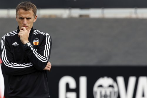 Phil Neville announced as coach for England women's national team