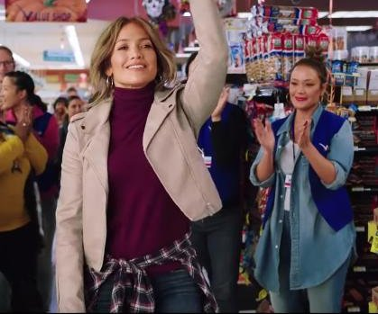 Jennifer Lopez goes from retail to big business in 'Second Act' trailer