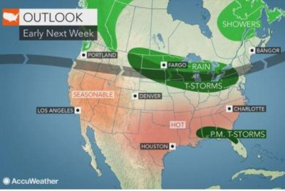 More severe storms, flooding downpours to target central U.S.