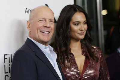 Bruce Willis' wife calls him 'my person' on 12th wedding anniversary