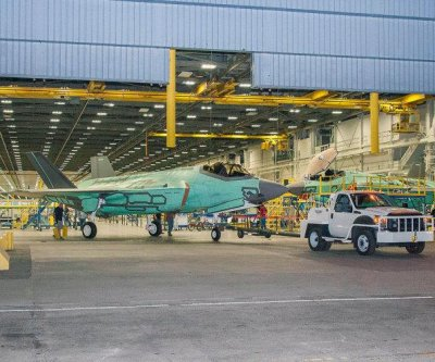 First Norwegian F-35 rolls off production line
