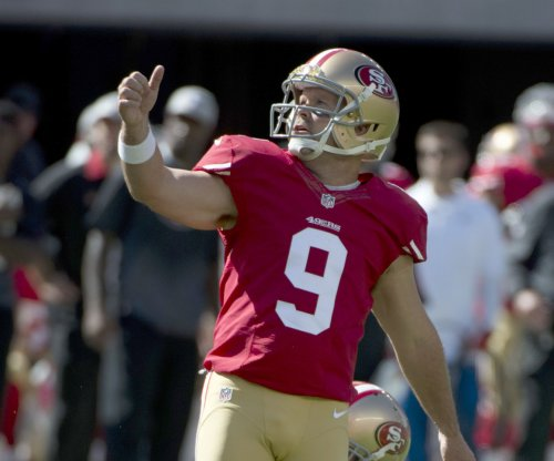 San Francisco 49ers re-sign K Phil Dawson to one-year deal