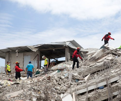 Ecuador hit by new, magnitude 6.2 earthquake as death toll rises to 587