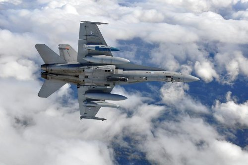 Finland wants info on fighters to replace its aging F/A-18Cs